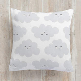 Cotton Cloudy Self-Launch Square Pillows
