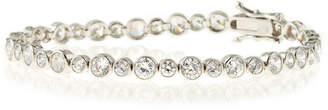 FANTASIA Bezel-Set Tennis Bracelet