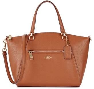 Coach Prairie Tawny Leather Shoulder Bag