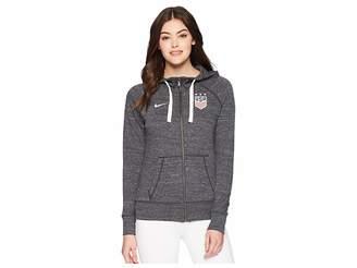 Nike USA Vintage Hoodie Women's Sweatshirt