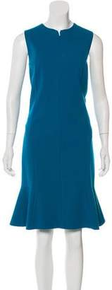 Akris Punto Sleeveless Shift Dress