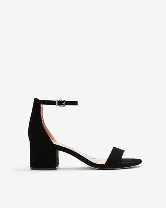 Express Block Heel Sandals
