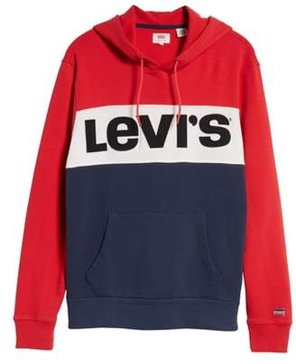 Levi's Colorblock Vintage Logo Hoodie