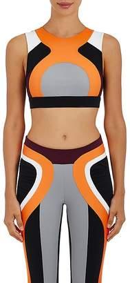 NO KA 'OI No Ka'Oi Women's Lani Colorblocked Microfiber Sports Bra