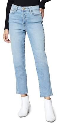 Sanctuary Alt Crop Straight Leg Jeans