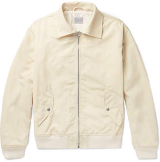 Our Legacy Tech Half Faille Blouson Jacket