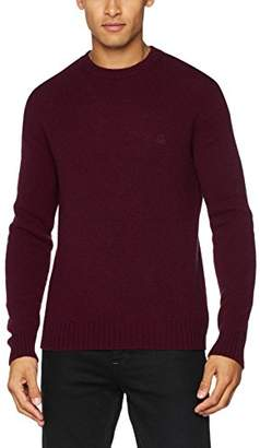 Benetton Men's L/s Sweater Sweatshirt
