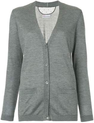 RED Valentino V-neck cardigan