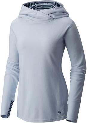 Mountain Hardwear Microchill Lite Hooded Fleece Pullover - Women's