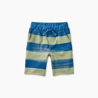Tea Collection Patterned Crusier Baby Shorts
