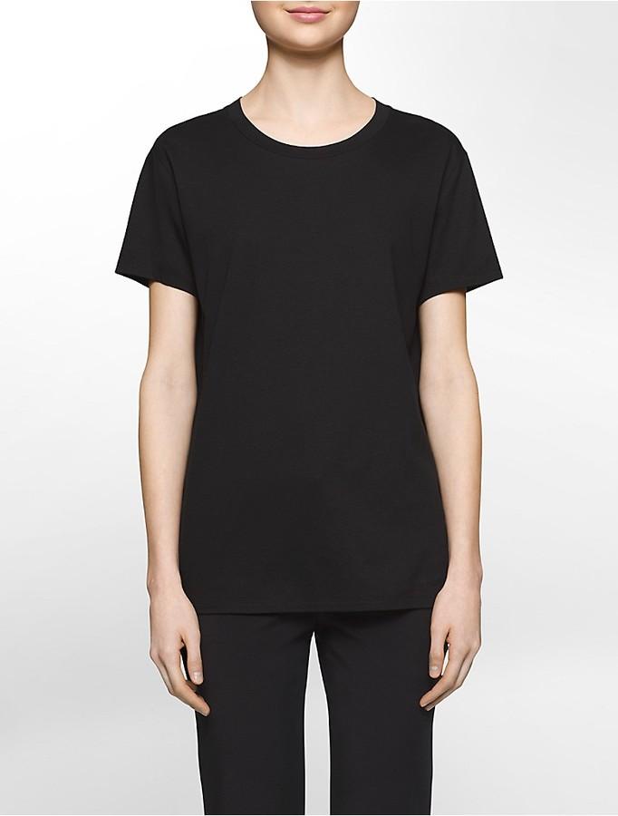 Calvin KleinPlatinum Lightweight Stretch Crewneck T-Shirt