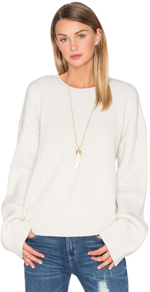 House of Harlow x REVOLVE Quinn Sweater $160 thestylecure.com