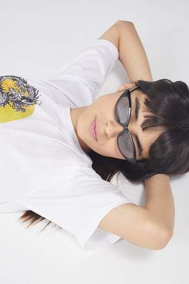 Cat Eye Planet i Electra Cat-Eye Sunglasses