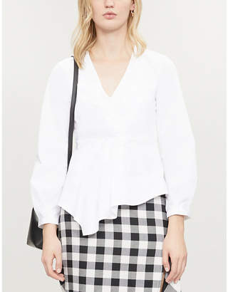 Claudie Pierlot Beyoung cotton top