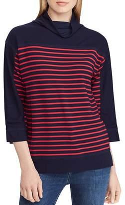 Ralph Lauren Striped Boxy Top