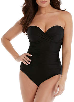 Miraclesuit Rock Solid Madrid One-Piece Swimsuit