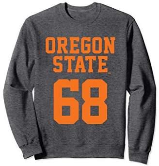 NCAA Oregon State OSU Beavers Women's Sweatshirt osub2008