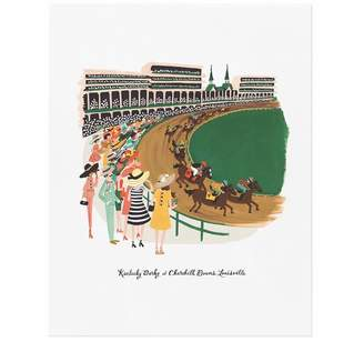 Pottery Barn Kentucky Derby by Rifle Paper Co.