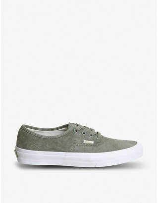 870158fe41 Mens Vans Authentic - ShopStyle UK