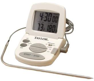 Taylor Precision Products 1470N Digital Cooking Thermometer/Timer