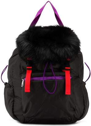 Tsumori Chisato buckled backpack