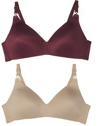 2pk Elements Of Bliss Wire Free Bras