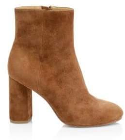 Joie Lara Suede Block Heel Booties
