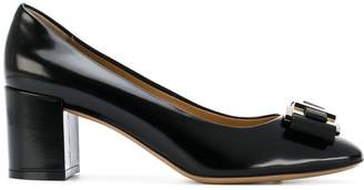 Salvatore Ferragamo Prato bow pumps