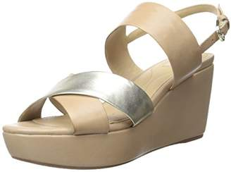 Geox Women's D Thelma Wedge Sandal
