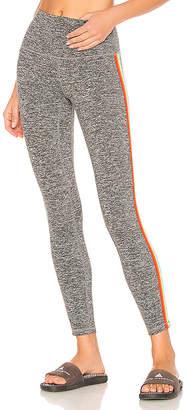 Spiritual Gangster Rainbow Stripe 7/8 High Vibe Legging