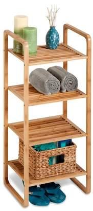 Honey-Can-Do Bamboo Accessory Shelf