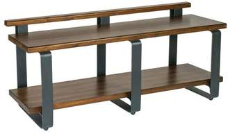 Uttermost Indio Matthew Williams Metal And Acacia Bench 25328