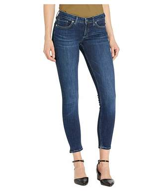 Silver Jeans Co. Tuesday Low Rise Skinny Leg Jeans in Indigo L12030SSX339