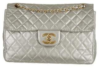 Chanel Lambskin Maxi Flap Bag