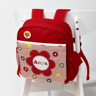 895231f753 TillieMint Girls Personalised Flower Mini Rucksack
