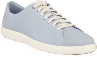 Cole Haan Men's Grand Crosscourt Suede Sneakers