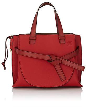 Loewe Women's Gate Small Leather Satchel