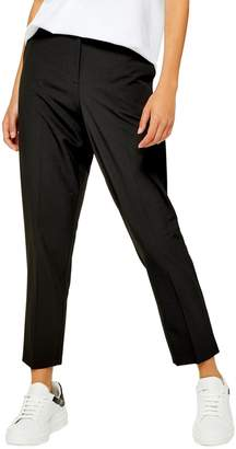 Topshop Remi Cigarette Suit Trousers