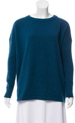 Cédric Charlier Knit Long Sleeve Sweater