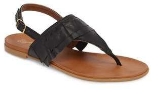 Seychelles Seclusion Ruffle Sandal