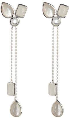 Ippolita Sterling Silver Rock Candy Semi-Precious Stone Chain Drop Earrings