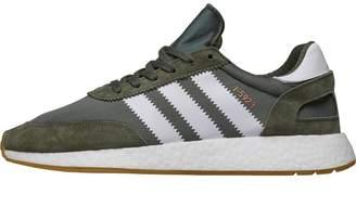adidas Mens I-5923 Trainers Base Green/Footwear White/Gum3
