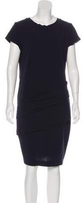 Brunello Cucinelli Knee-Length Wool Dress