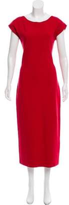 Tomas Maier Bodycon Maxi Dress