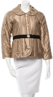 Marc by Marc Jacobs Quilted Puffer Jacket $125 thestylecure.com