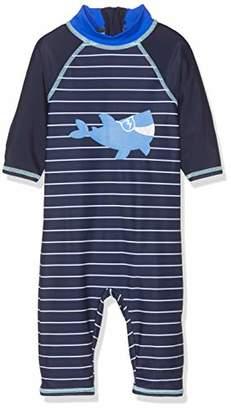 60727f4883009 Mothercare Boy's Shark Sunsafe Swimsuit,(Size:110CM)