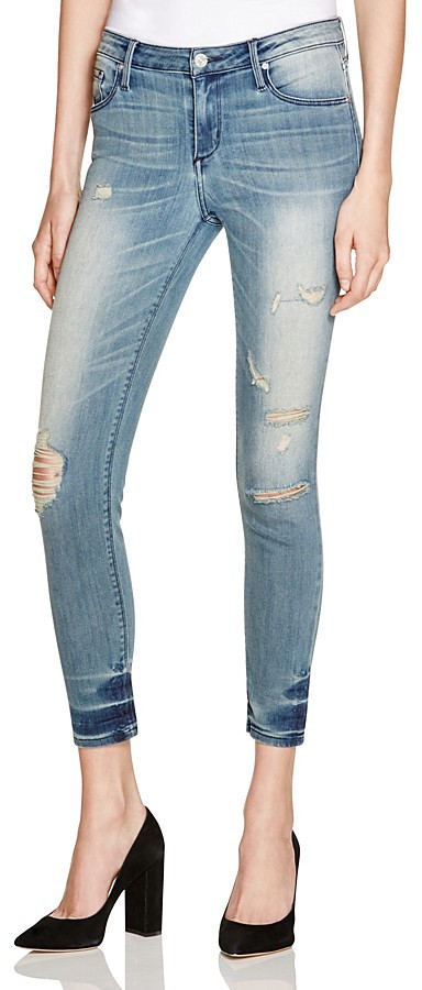 Black OrchidBlack Orchid Jude Super Skinny Jeans in Find Me An Oasis