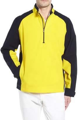 Cutter & Buck 'Summit' WeatherTec Wind & Water Resistant Half Zip Jacket