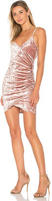 by the way. Anette Ruched Mini Dress