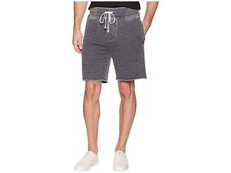 Alternative Burnout French Terry Raw Edge Campus Shorts